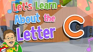 Let's Learn About the Letter c   Jack Hartmann Alphabet Song