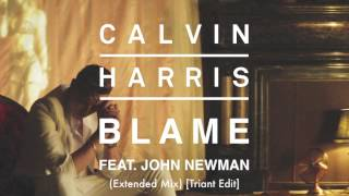 Video Calvin Harris feat. John Newman - Blame (Extended Mix) download MP3, 3GP, MP4, WEBM, AVI, FLV Januari 2018
