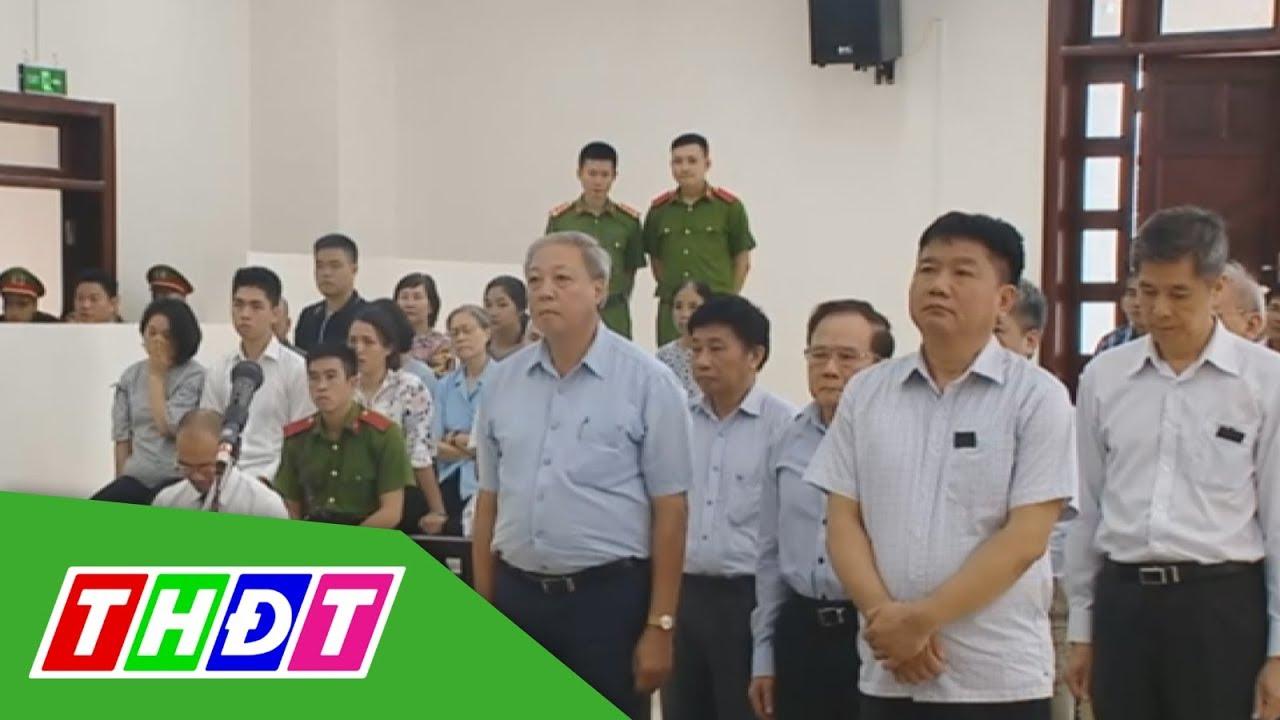 Tòa tuyên y án ông Đinh La Thăng 18 năm tù | THDT