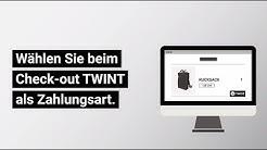 TWINT Privatkunden –  bezahlen im Online Shop