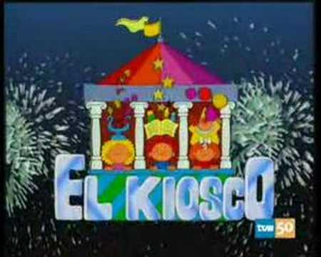 Careta de entrada - EL Kiosko