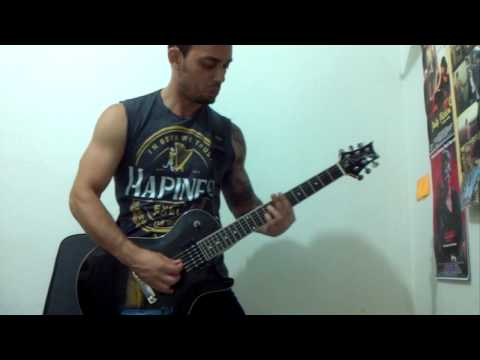 creed - Signs guitar cover- Marcio Fortes