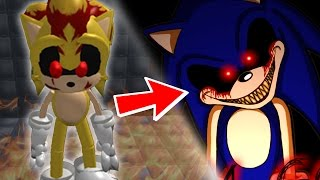 SONIC.EXE WILL HAUNT YOU IF YOU CLICK ON THIS VIDEO! - SONIC.EXE IN ROBLOX