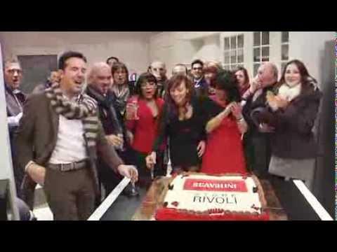 Inaugurazione Scavolini Store Rivoli - 16 dicembre 2012 - YouTube