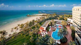 AJMAN HOTEL 5 Аджман отель ОАЭ Аджман обзор отеля территория пляж