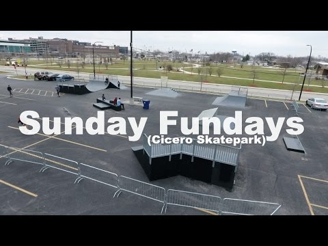 Ep6 Sunday Session(Cicero Skatepark)