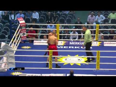 WBC EuroAsia Championship Mike Keta vs. Aliklych Kanbolatov