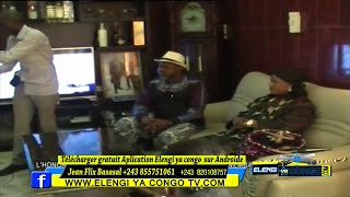 Exclusivité: 2 Jours Avant La Mort De Papa Wemba et Sa Femme na ndaku na yé Na Hon.Neron