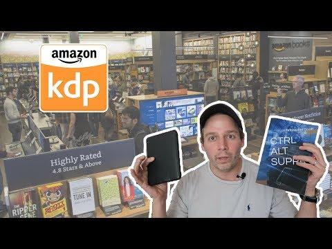 Comment Publier Un Livre Sur Amazon ?