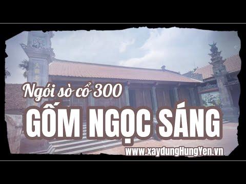 Nhà Thờ Gia đình Sử Dụng Ngói Sò Cổ 300 Gốm Ngọc Sáng   Ngói Lợp Nhà Thờ Gốm Ngọc Sáng