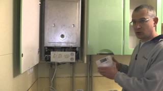 Подключение комнатного термостата или программатора котла.(, 2014-12-29T11:53:19.000Z)