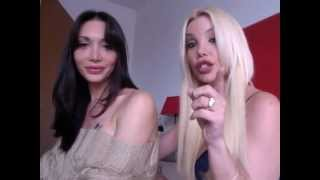 Ana Mancini and Mariana Cordoba transsexual  Goddess