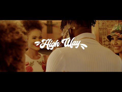 Смотреть клип Dj Kaywise Ft. Phyno - High Way