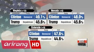 Tump wins American election by sweeping swing states