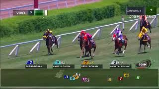 Vidéo de la course PMU PREMIO DESOLE