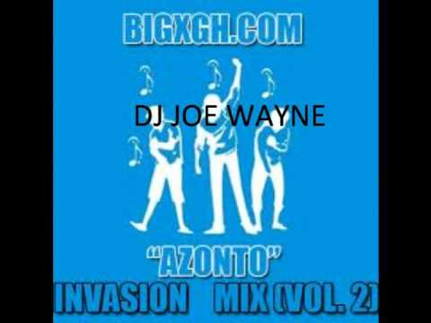 afro beat AZONTO mix -- 2012(SUMMER MIX)