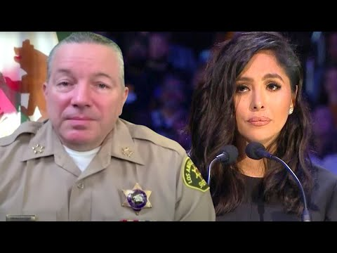 Vanessa Bryant Blasts Sheriff for LeBron Reward Challenge