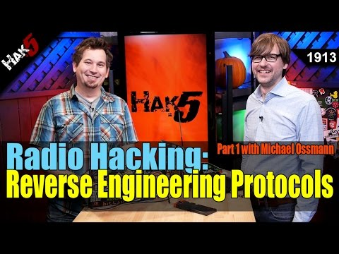Radio Hacking: Reverse Engineering Protocols Part 1 - Hak5 1913