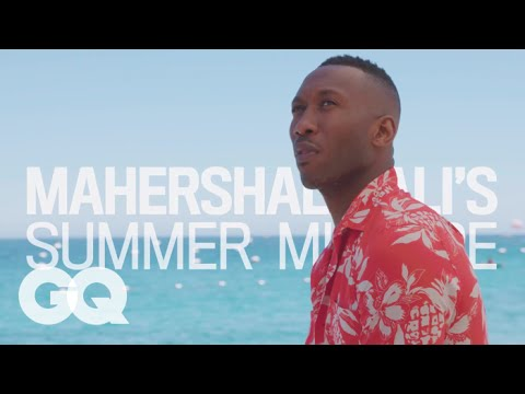 Mahershala Ali's Ultimate Summer Playlist  GQ