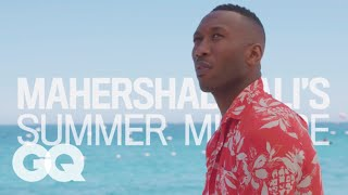Mahershala Ali's Ultimate Summer Playlist | GQ