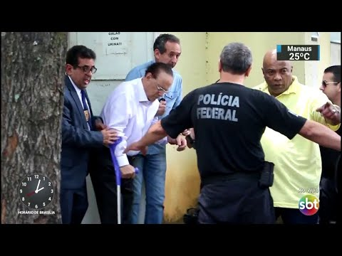 Maluf vai deixar a cadeia para cumprir prisão domiciliar | SBT Notícias (29/03/18)