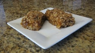 Apricot Oat Bars - Lynn's Recipes