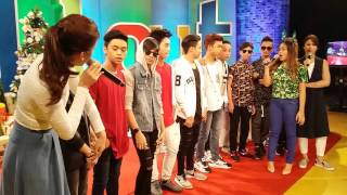 Hype5 & Hasht5 on ASAP ChillOut