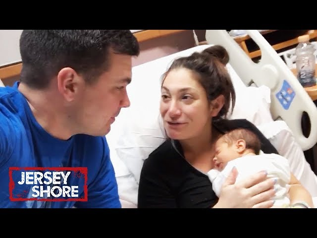 Ronnie Needs Help + A Meatball is Born   Jersey Shore Family Vacation