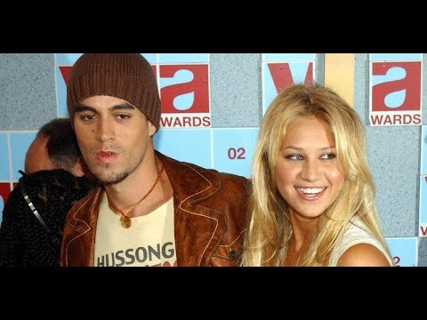 Enrique Iglesias And Anna Kournikova Welcome Twins After Dating For 16 Years