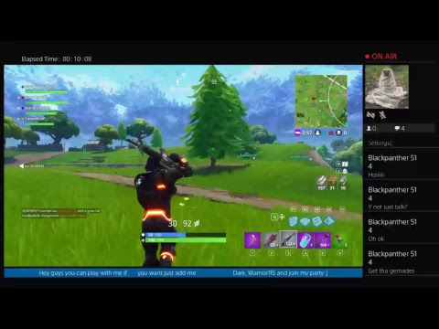 Playing Fortnite with Keyboard and Mouse P.2