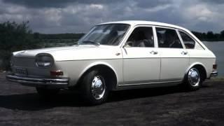 Volkswagen 411 4-door Sedan (Type4) 1968--72
