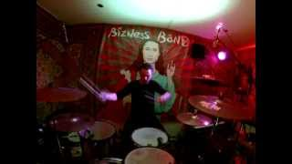 Entombed -- Wolverine Blues (Drum Cover)