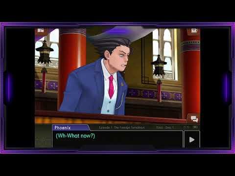Ace Attorney Stream