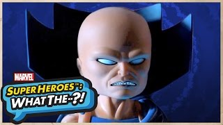 Who Watches The Watcher - Official Theme Song Music Video - - Marvel Super Heroes: What The—?!
