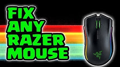 How to fix any Razer mouse! | Fix Lag, freezing, Shutting Down, & Synapse on Razer mice! (Tutorial)