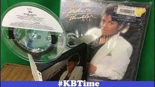 Michael Jackson's Thriller: reel tape versus vinyl