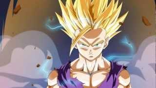 Gohan Fights Frieza - Dragonball Z Remix | Hip-Hop [ Rap ] Instrumental 2013