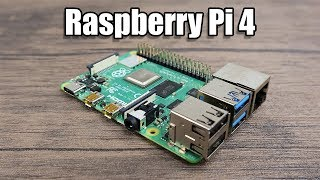 Raspberry Pi 4 - My First Look - Benchmarks - initial impressions Review