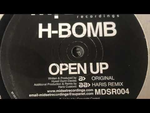 H Bomb   Open Up Sampler