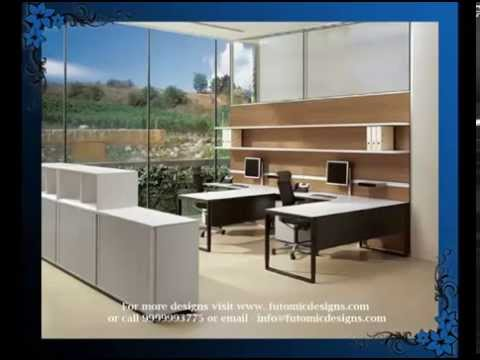 Latest Office Interior Design Trends by Futomic Designs ...