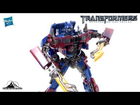 Optibotimus Reviews: Transformers Studio Series Voyager Class OPTIMUS PRIME