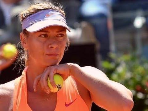 Sharapova invited to WTA Stanford event