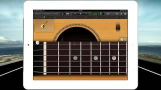 Бумер Мобильник видео урок в GarageBand на iPad 2 #4
