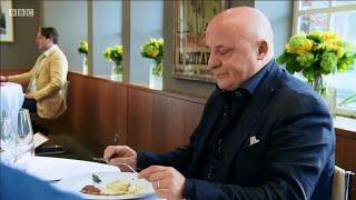 Aldo Zilli on Masterchef 2016