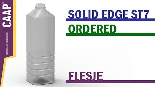 Video Solid Edge - Ordered - Sweep Pattern Extrude Revolve download MP3, 3GP, MP4, WEBM, AVI, FLV Oktober 2018