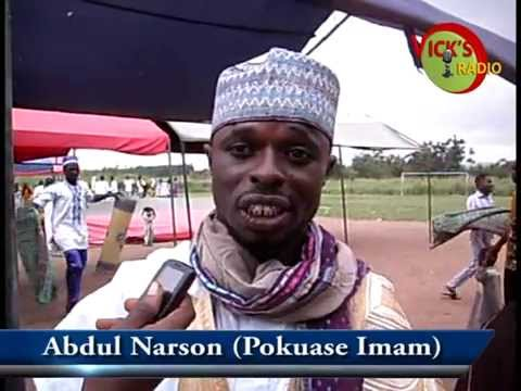 Vicks Radio - Pokuase Imam's Message to all Muslims in Accra
