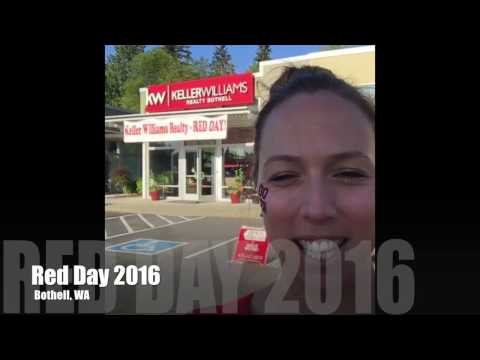 Red Day 2016 | Bothell, WA Keller Williams Realty