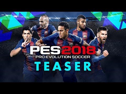 PES 2018 Teaser Trailer