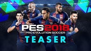 Официальный тизер PES 2018