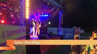 Geier Sturzflug beim Sport- & Sommerfest in Satow 2016